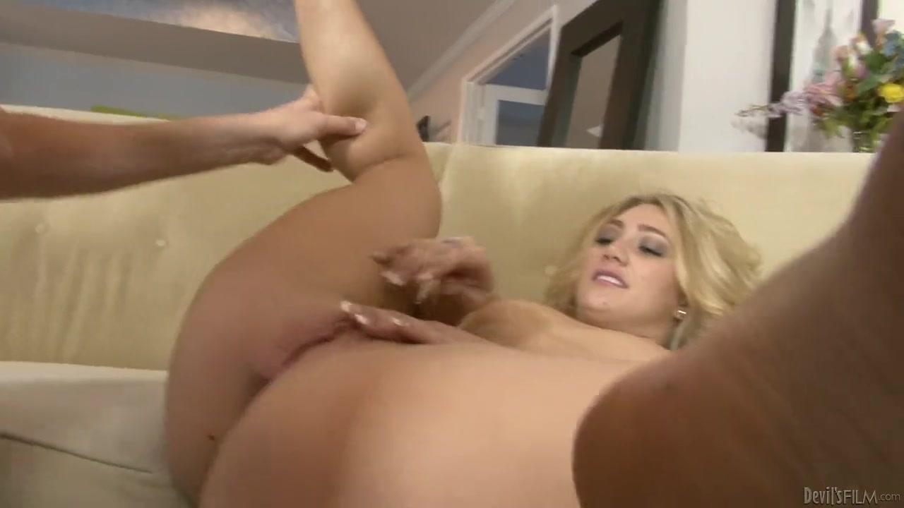 Blonde Teen Rides Big Cock