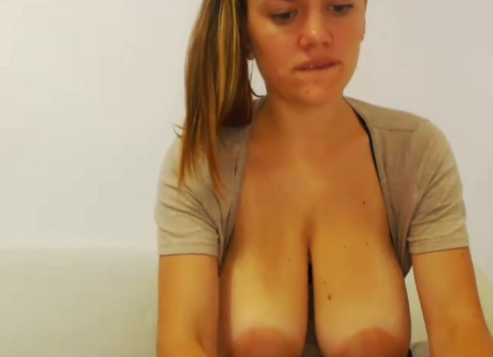 Big Natural Tits Milf Shower