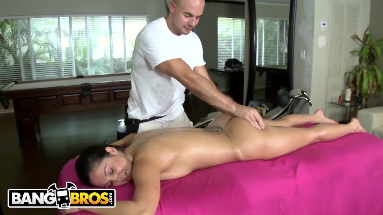 Ava Addams Massage Table