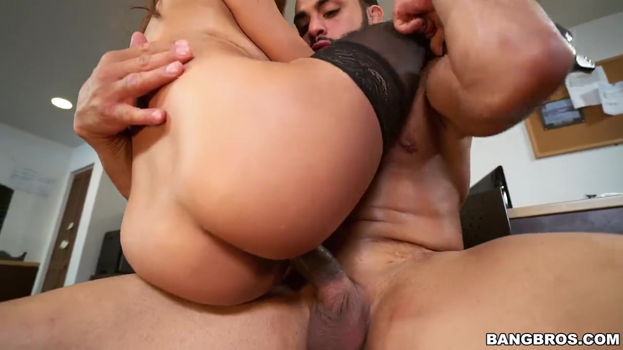 Asian Boss Fucks Employee