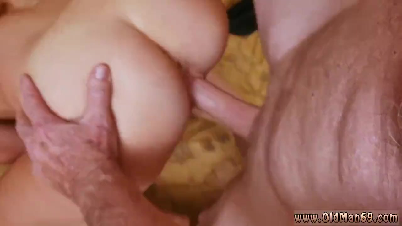 Young Girl Old Man Handjob