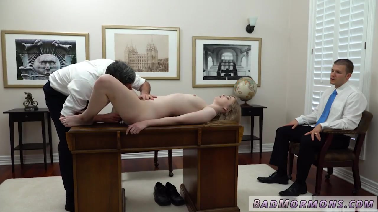 Xxx sex office with dissolute director and employees