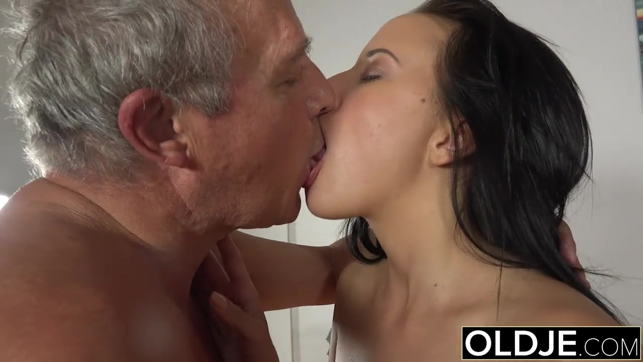old man office sex