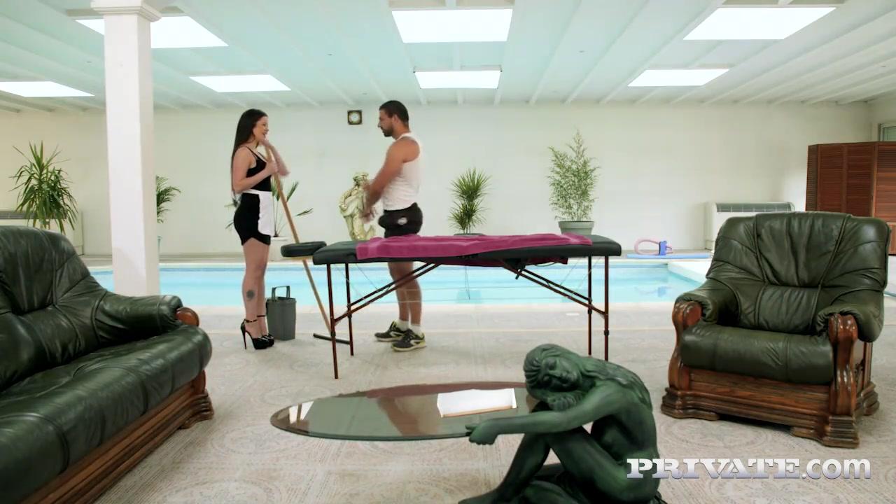 beautiful black hair porn