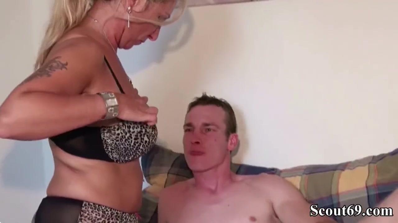 Blond Short Hair Big Tit Anal